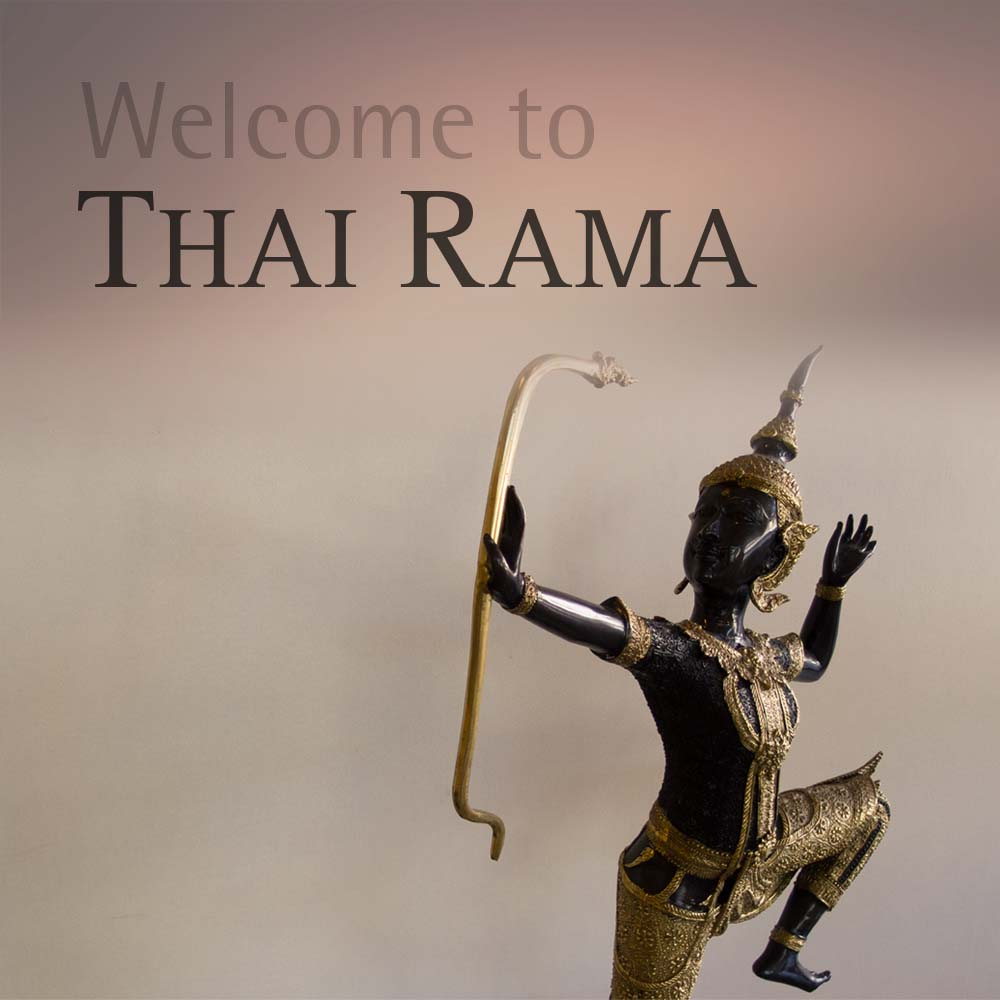 Welcome to Thai Rama